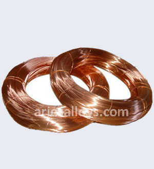 Cupro Nickel Wire Supplier In India
