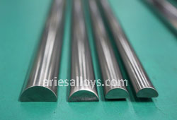 4130 AISI Half-Round Bars Dealer In India