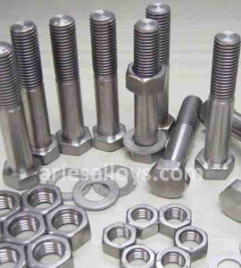 Hastelloy Fasteners Supplier In India