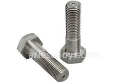 Hastelloy Hex Bolt Exporter In India