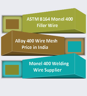 Monel 400 Wire Supplier In India