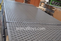 Alloy 20 Perforated Plate Manufacturer In India
