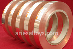 Cupro Nickel Precision Strip Manufacturer In India