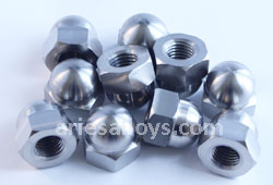 Titanium Grade 5 Dome Nuts Dealer In India