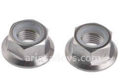 Titanium Grade 5 Flange Lock Nut Dealer In India