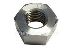 Titanium Grade 5 Heavy Hex Nuts Exporter In India