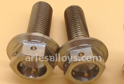 Titanium Grade 5 Hex Head Bolt Manufacturer In India