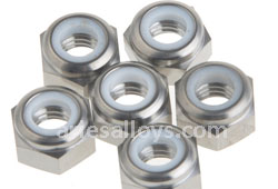 Titanium Grade 5 Nylon Insert Nut Exporter In India