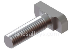 Titanium Grade 5 T Bolt Manufacturer In India