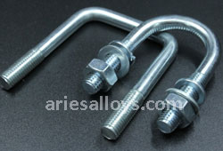 Titanium Grade 5 U Bolts Dealer In India